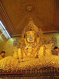 Mahamuni佛寺